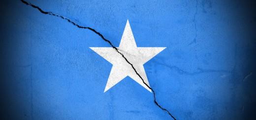 Riss durch Somalia (Somalia splitted)