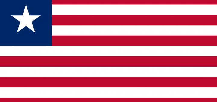 Liberia_Flagge