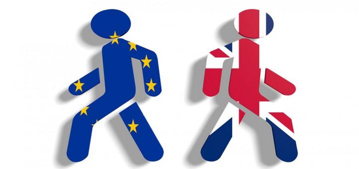 great briitain leaves european union metaphor